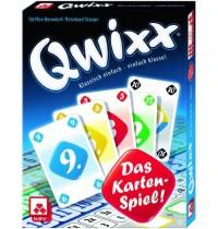 Nürnberger Spielkarten - Qwixx - Das Kartenspiel