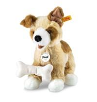 Steiff - Kuscheltiere - Haus- & Hoftiere - Rico Hund, blond/braun, 25cm
