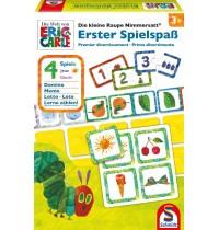 Schmidt Spiele - Erster Spielspaß - Die kleine Raupe Nimmersatt