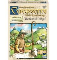 Hans im Glück - Carcassonne - Schafe und Hügel