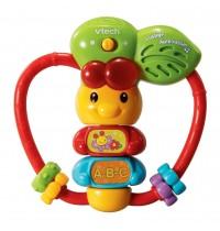 VTech - Baby - Lustige Apfelrassel