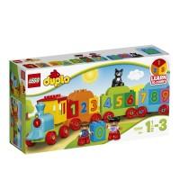 LEGO® DUPLO® - 10847 Zahlenzug