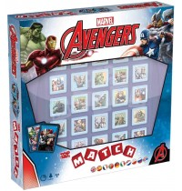 Winning Moves - Top Trumps Match Avengers