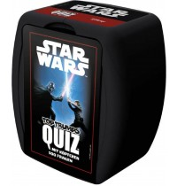 Winning Moves - Top Trumps - Quiz Star Wars