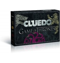Winning Moves - Cluedo Game of Thrones Collectors Edition