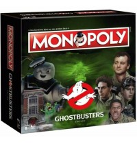 Winning Moves - Monopoly Ghostbusters