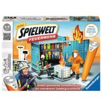 Ravensburger Spiel - tiptoi - mini Spielwelt Feuerwehr - Gefahrguteinsatz