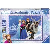 Ravensburger Puzzle - Elsa, die Eiskönigin, 150 XXL-Teile
