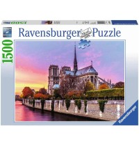 Ravensburger Puzzle - Malerisches Notre Dame, 1500 Teile