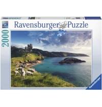 Ravensburger Puzzle - Die grüne Insel, 2000 Teile