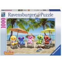 Ravensburger Puzzle - Gelinis im Sommerurlaub