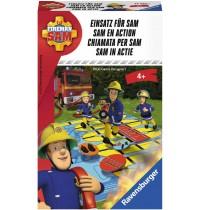 Ravensburger Spiel - Mitbringspiel Fireman Sam Einsatz für Sam