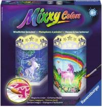Ravensburger Spiel - Malen nach Zahlen - Mixxy Colors - Magische Einhörner