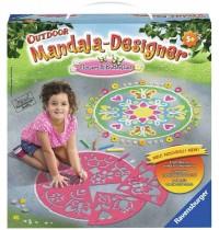 Ravensburger Spiel - Mandala-Designer - Outdoor Flowers und Butterflies
