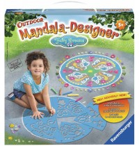 Ravensburger Spiel - Mandala-Designer - Outdoor Fairy Dreams