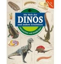 Tessloff - Was ist Was - Die Welt der Dinos und andere Urzeittiere - Mitmachen und Entdecken