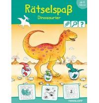 Tessloff - Malen, Rätseln & mehr - Rätselspaß Dinosaurier
