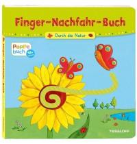 Tessloff - Malen, Rätseln & mehr - Finger-Nachfahr-Buch Durch die Natur