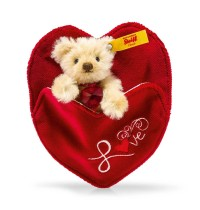 Steiff - Geschenke - Mini Teddybär Lovely, creme, 10cm