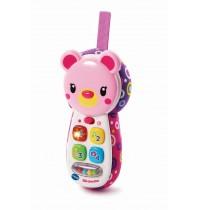VTech - Baby - Bärchenfon pink