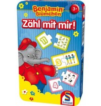 Schmidt Spiele - Benjamin Blümchen - Zähl mit mir!