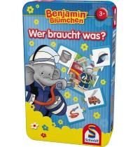 Schmidt Spiele - Benjamin Blümchen - Wer braucht was?