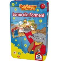 Schmidt Spiele - Benjamin Blümchen - Lerne die Formen!