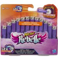 Hasbro - Nerf Rebelle 12er Pack AccuStrike Darts