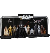 Hasbro - Star Wars™ The Black Series 6 Diorama Jubiläums-Figurenset