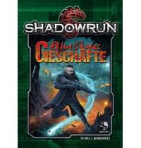 Pegasus - Shadowrun 5: Blutige Geschäfte, Hardcover