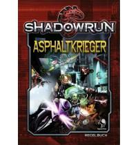 Pegasus - Shadowrun 5: Asphaltkrieger, Hardcover