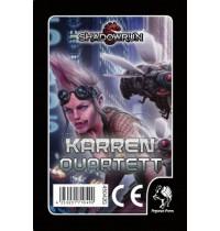 Pegasus - Shadowrun Karrenquartett, Quartett