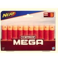 Hasbro - Nerf MEGA 10er Dart Nachfüllpack
