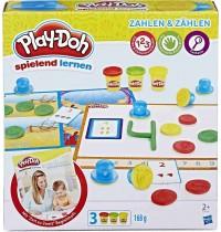 Hasbro - Play-Doh Erste Zahlen und Zählen