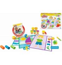 Hasbro - Play-Doh Erste Muster und Strukturen