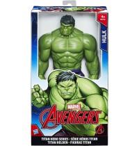 Hasbro - Avengers Titan Hero Figur Hulk