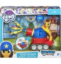 Hasbro - My Little Pony Guardians of Harmony Cheese Sandwich & Spaßkanone