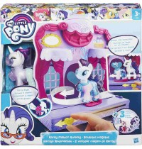 Hasbro - My Little Pony Raritys Modenschau