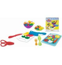 Hasbro - Play-Doh Schnippel- und Servierset