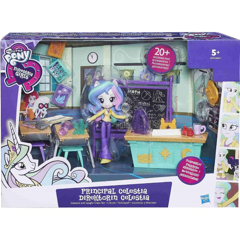 Hasbro My Little Pony Equestria Girls Minis Spielset Quot