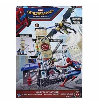 Hasbro - Spider-Man Web City &quot -  Skyline Action Set