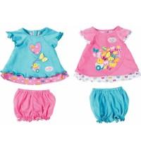 Zapf Creation - Baby born Babykleidchen Schmetterling