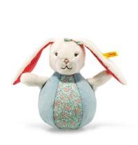 Steiff - Babywelt - Spieluhren - Blossom Babies Hase Klangspiel, weiß/bunt, 19cm