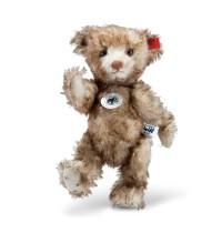 Steiff - Teddybären Replicas - Little Happy Teddybär 1926 Replica, braun gespitzt, 25cm