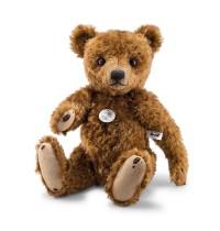 Steiff - Sammlerwelt - Teddybären Replicas - Teddybär 1906 Replica, rotbraun, 40cm
