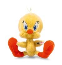 Steiff - Sammlerwelt - Limitierte Tiere - Tweety, gelb/orange, 16cm