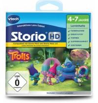 VTech - Storio MAX und Storio TV Lernspiel - Trolls HD