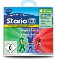VTech - Storio MAX und Storio TV Lernspiel - PJ Masks HD