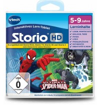 VTech - Storio Lernspiel - Der ultimative Spiderman