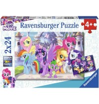 Ravensburger Puzzle - My Little Pony the Movie, 24 Teile
